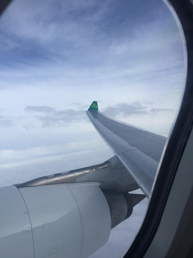 edinburgh flight